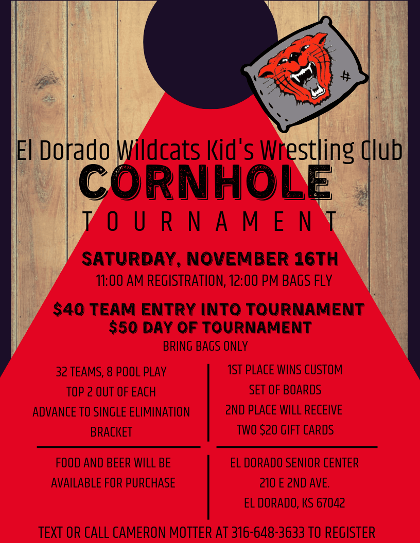 El Dorado Wildcats Kids Wrestling Club