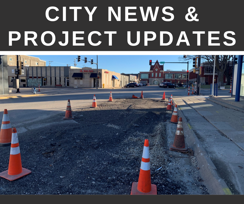 City News and Project Updates