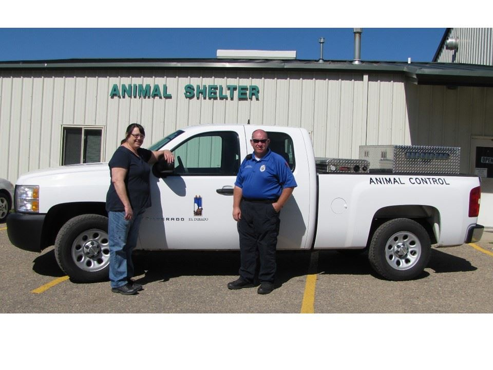 Animal Shelter Attendent and Animal Control Officer