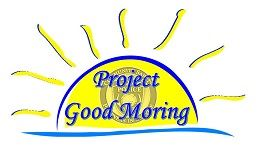 Project Good Morning Logo
