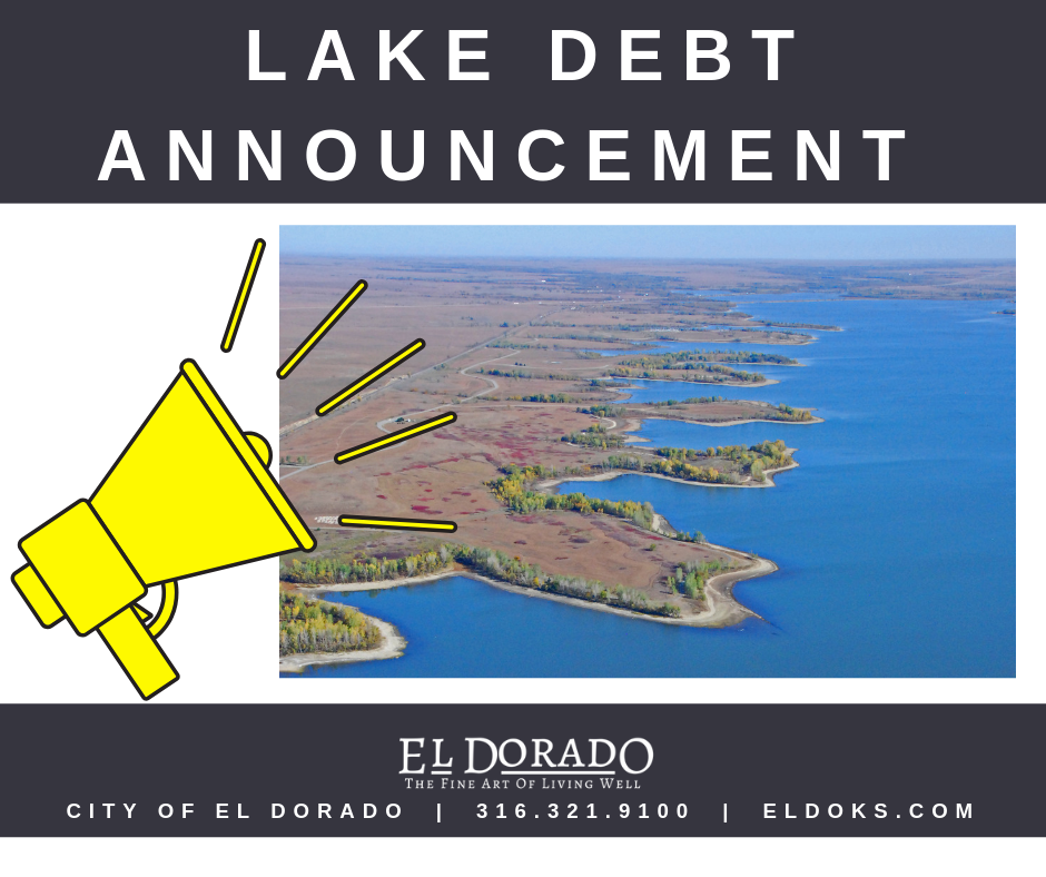 lake debt announcement for homepage